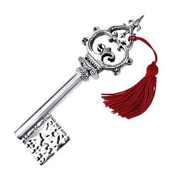 Цыгане верили, что находка ключа сулит удачу на работе, в любви